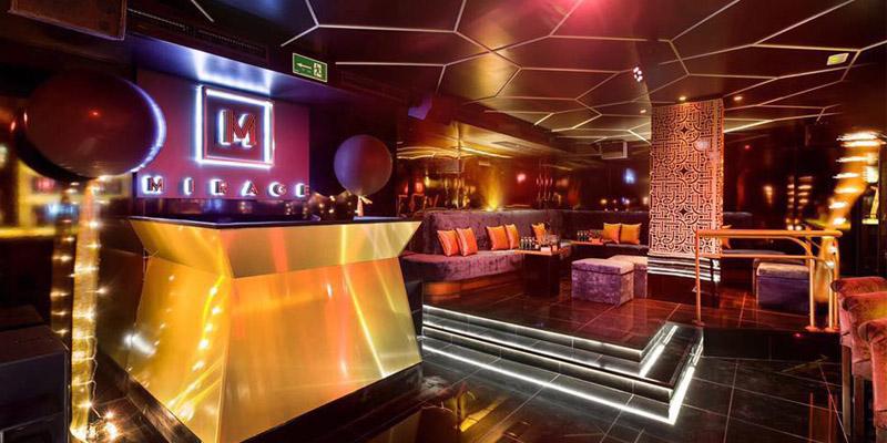 Mirage Marbella Nighclub